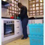 Kitchen Setup